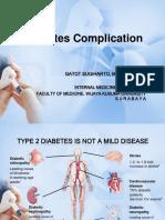 Diabetes Complication Lecture