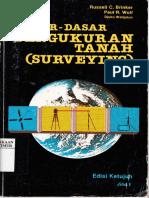 Dasar dasar Pengukuran Tanah (Surveying) jilid 1.pdf