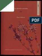 Anne Hébert-Alcoba Cerrada