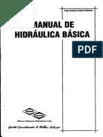 Manual de Hidráulica Básica - Antônio Carlos Palmieri