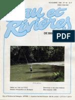 066 Eau & Rivières 66 - Nov 1988 - Débat Au CES