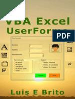 VBA Excel UserForms - Luis Brito