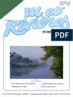 074 Eau & Rivières 74 - Oct 1990 - Réglementation Des Élevages