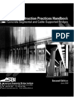 285057040 ASBI Construction Practices Handbook for Concrete Segmental and Cable Supported Brdiges PDF