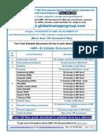 GMP+B3 Documentation kit