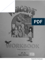 WLCM PLUS 1 PUPIL'S WORKBOOK