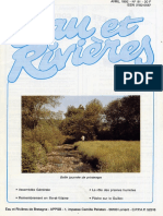 081 Eau & Rivières 81 - Avril 1992 - Remembrement en 35