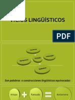 Vicios lingüísticos (1)