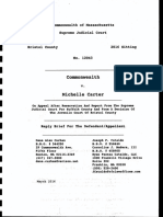 Michelle Carter Appellant Carter Reply Brief
