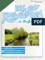 084 Eau & Rivières 84 - Fev 1993 - Des Ruisseaux Au Prétoire