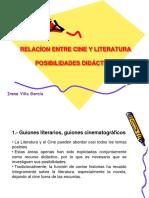 Relacion Entre Cine y Literatura
