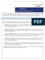 Summary_Choosing the right legal structure.pdf