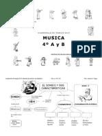 Musica Cuadernillo 4AYB