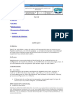 Copia No Controlada Instructivo de Configuración Maestro de Artículos