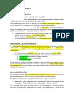 DIREITO ADMINISTRATIVO - ATOS ADMINISTRATIVOS.docx