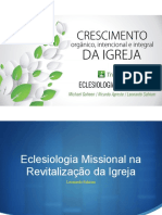 Eclesiologia Missional