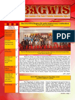 PPA Region XI Bagwis 2016 Special Anniversary Issue