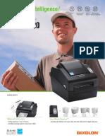 Bixolon Thermal Barcode Label Printer