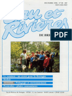 098 Eau & Rivières 98 - Dec 1996 - Pédagogie Et Environnement