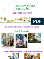 Catequese Samuel a Davi