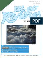 099 Eau & Rivières 99 - Mars 1997 - Kernansquillec
