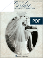 The Bride's Wedding Music Colle - Hal Leonard Corp