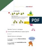Guía de ejercicios  Divisiones