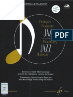 Arnoult Massart - Practicing Jazz Harmony