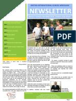 33 Newsletter 23rd June 2017