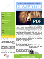 34 Newsletter 3rd July 2017