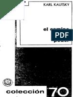 Karl Kautsky, El camino del poder (1909, Grijalbo 1968) OCRed.pdf