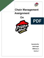 60196954-SCM-Assignment-Pizza-Hut (1).doc