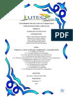 Grupo Nº 3-Unidad 1.3-Aplicacion Del Marketing a Los Servicios