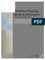 Workforce Planning Model.doc