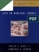 Life in the Biblical Israel