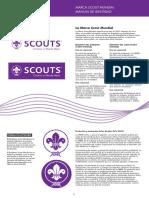 Manual Corto Marca Scout