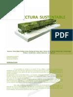 arq. sustentable