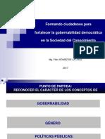 DIAPOSITIVAS GOBIERNO Y GOBERNABILIDAD DEMOCRATICA 2017 ECONOMIA..ppt