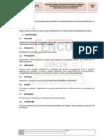 Procedimiento Para La Elaboracion de Caracterizaciones Del Proceso