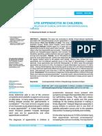 acute appendicitis in children.pdf