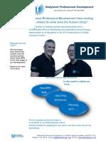BPD Newsletter - Oct 2016