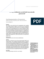 Bargsted Emprendimiento Social Perspectiva Psicosocial