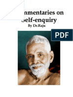 Commentaries on Self-Enquiry by Dr Raju