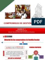Compromisos, Anteced y Fundamentos