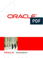 Oracle GoldenGate - Real Time Access to Real Time Information
