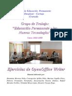 058_Ejerccios de OpenOffice Writer.pdf