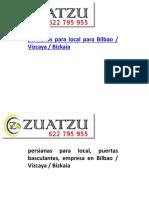 PDF Garaje Bilbao Vizcaya