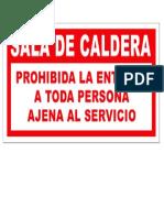 Sala de Caldera