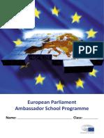 Brochure Ambassador Ireland