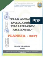 Planefa- 2017 Provincia Lauricocha